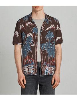 Nalu Hawaiian Shirt by Allsaints