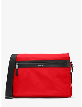 Kent Large Nylon Messenger by Michael Kors Mens