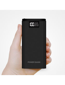 50000mah Power Bank Dual Usb Lcd Led External Battery Charger For Smart Phone Uk by Ebay Seller