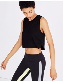 Splits59™ Leona Crop Tank by Madewell