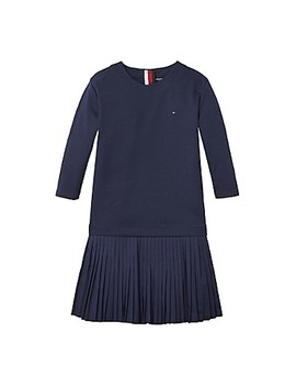 Th Kids Combo Dress by Tommy Hilfiger