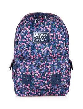 Beau Ditsy Montana Rucksack by Superdry