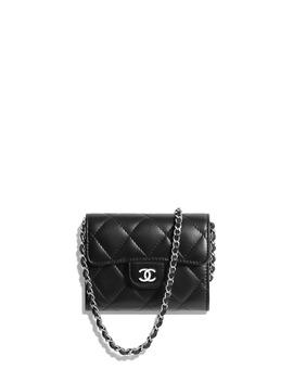 Clutch Con Catena Classica by Chanel