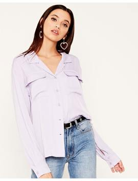 Silky Shirt by Glassons