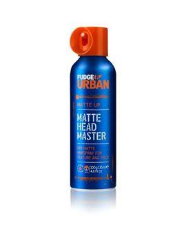 Fudge Urban Matte Head Master 100g by Fudge Urban