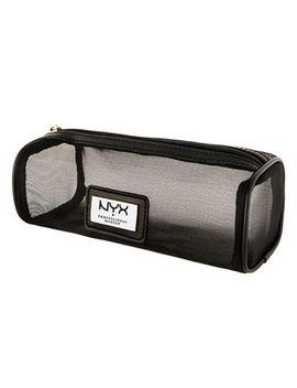 Nyx Professional Makeup   Mesh Zipper Cosmetics Bag by Nyx Professional Makeup