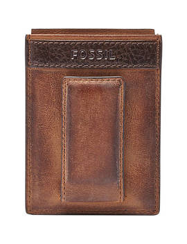Quinn Magnetic Card Case by Fossil