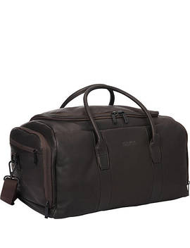 Duff Guy Colombian Leather Duffel Bag by Kenneth Cole Reaction