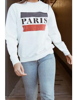 Erica Paris Sweatshirt by Brandy Melville