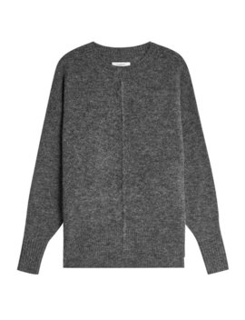 Pullover With Alpaca And Wool by Isabel Marant Étoile