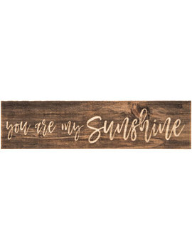 You Are My Sunshine Wood Magnet by Hobby Lobby