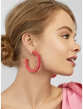 Fiona Hoop Earrings by Baublebar