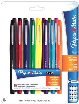 Paper Mate® Flair® Porous Point Felt Tip Pen by Paper Mate