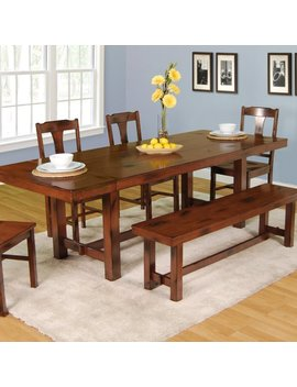 Loon Peak Freya 6 Piece Extendable Dining Set & Reviews .Ca by Loon Peak