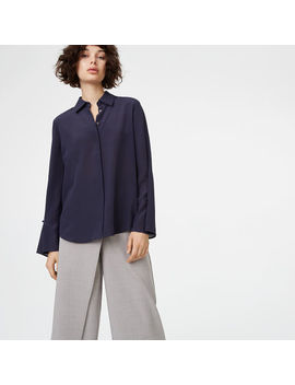 Gaelinda Silk Shirt by Club Monaco