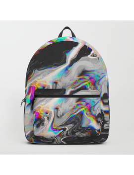 Confusion In Her Eyes That Says It All Backpack by