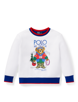 Hi Tech Bear Sweatshirt by Ralph Lauren
