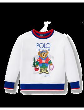 Hi Tech Bear Sweatshirt by Ralph Lauren