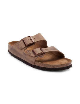 Mens Birkenstock Arizona Soft Footbed Sandal by Birkenstock
