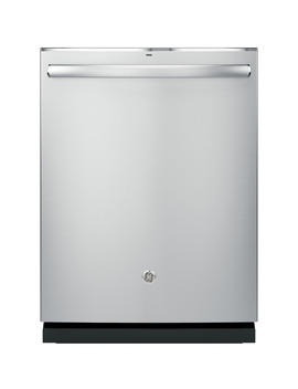 Ge 45 Decibel Built In Dishwasher With Bottle Wash And Hard Food Disposer (Stainless Steel) (Common: 24 In; Actual: 23.75 In) Energy Star by Lowe's