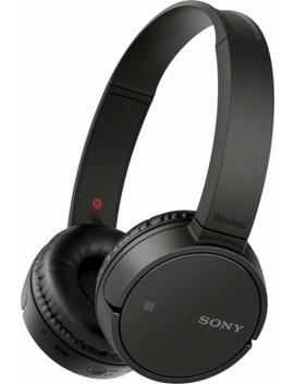 Wh Ch500 Wireless On Ear Headphones   Black by Sony