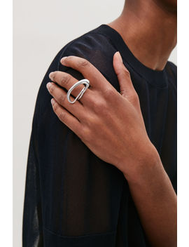 Gradual Statement Ring by Cos