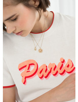 Paris Knit Top by & Other Stories