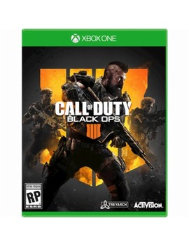 Xbox One by Call Of Duty: Black Ops 4