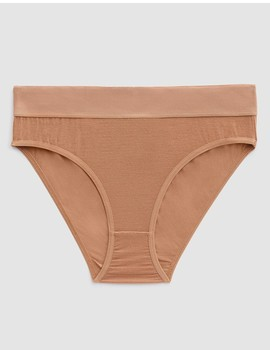Elastic Bell Pants In Nude 3 by Baserange