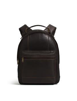 Jameson Leather Backpack by G.H.Bass & Co.