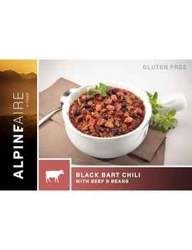 Alpine Aire Foods   Black Bart Chili With Beef & Beans   2 Servings by Rei