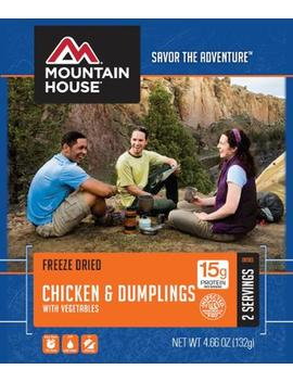 Mountain House   Chicken And Dumplings   2 Servings by Mountain House