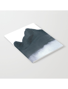 Mountain Scape Minimal Notebook by