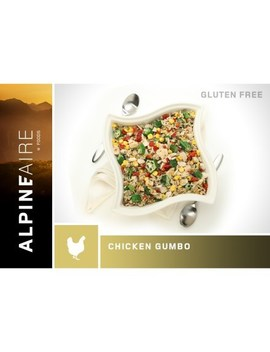 Alpine Aire Foods   Chicken Gumbo   2 Servings by Rei