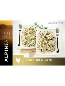 Alpine Aire Foods   Honey Lime Chicken   2 Servings by Rei
