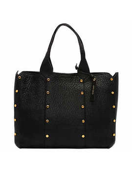 Jimmy Choo Lockett Shopper, Black by Costco