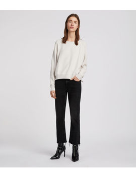 Mila Raglan Sweatshirt by Allsaints