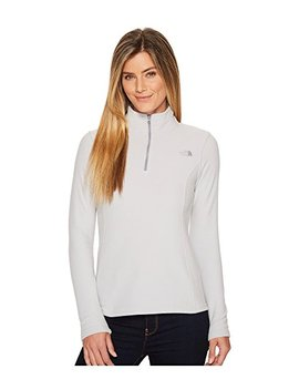 Glacier 1/4 Zip Fleece Top by The North Face