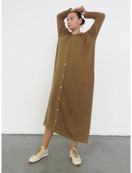 Lauren Manoogian Big Shirt Dress   Cork by Garmentory