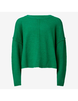 Cropped Sweater by Seed Heritage