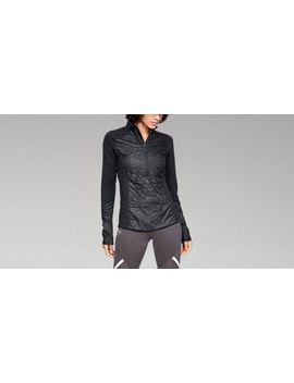 Ua Terrain Hybrid ½ Zip Women's Jackets & Vests by Under Armour