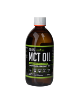 Nature's Aid 100% Pure Mct Oil 500ml by Nature's Aid 100% Pure Mct Oil 500ml