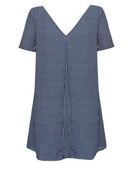 **Button Front T Shirt Dress By Glamorous Tall by Topshop