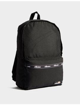 Ellesse Tape Backpack by Ellesse