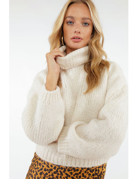 The Chunky Turtleneck by Chiquelle