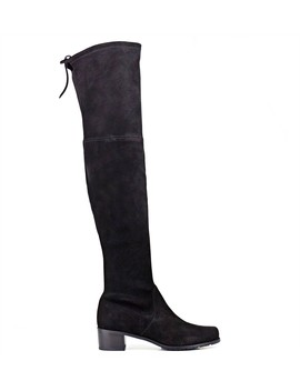 Midland Mid Heel Over The Knee Boot by Stuart Weitzman