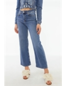 Bella Wide Leg Denim Jeans by Chiquelle