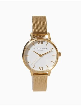 White Dial by Olivia Burton