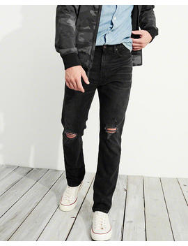 Epic Flex Athletic Skinny Jeans by Hollister