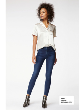 Alana High Rise Cropped Skinny In Photo Ready Hd Phased by J Brand